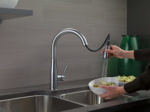 Delta 9113-AR-DST Essa Kitchen Faucet review