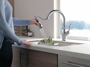 Delta 9178-AR-DST Leland Kitchen Faucet review