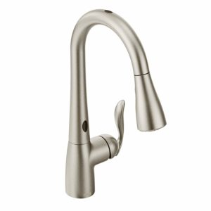 Moen 7594ESRS Arbor Kitchen Faucet review