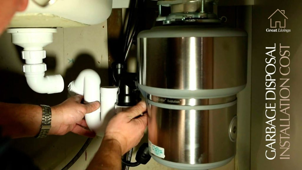 How Much Does a Garbage Disposal Cost to Install or Replace?