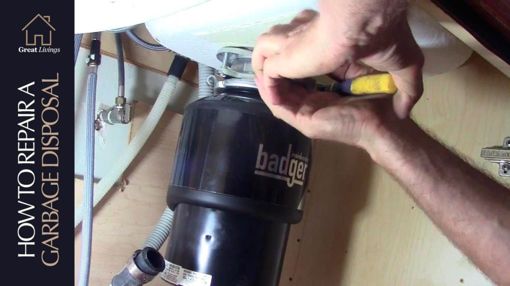 How to Repair Garbage Disposals: Jam, Clogs & Others