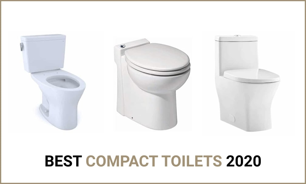 Best Compact Toilets 2020 Reviews