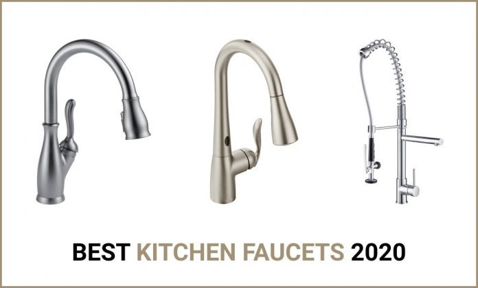 Best Kitchen Faucets For July 2021 Top 10 Reviews And Buying Guide