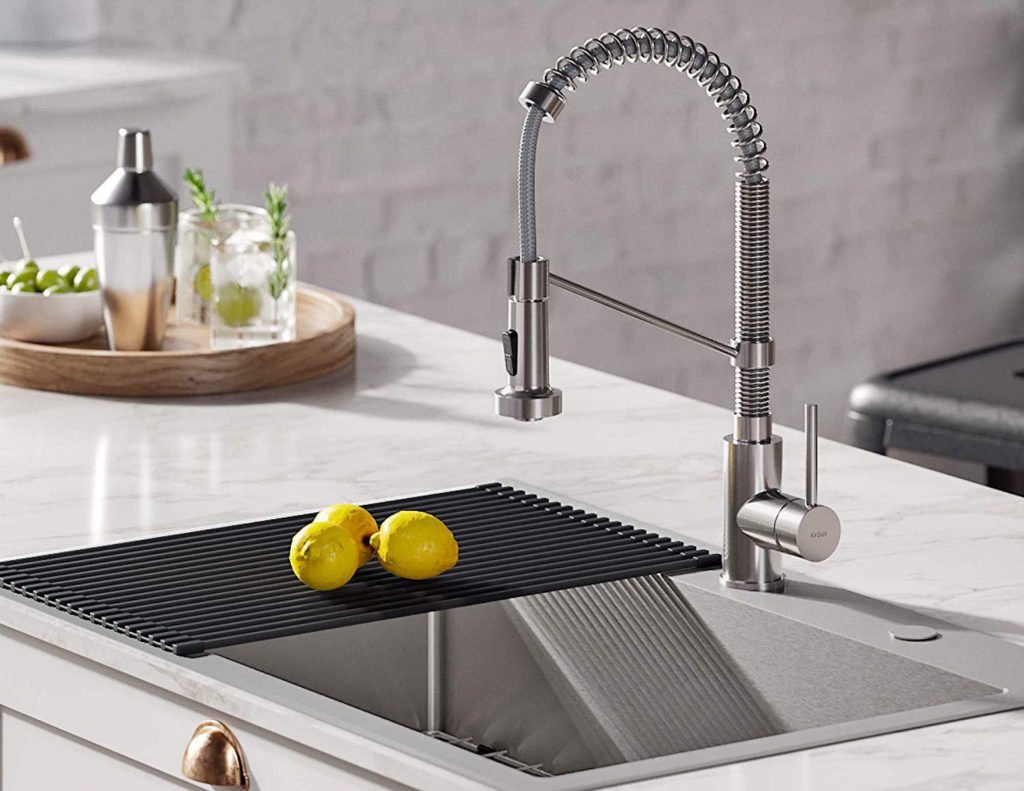 Kraus Kitchen Faucet Review from Great Livings in 2020