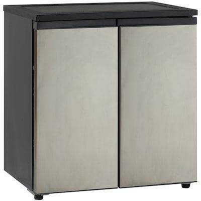 Avanti 31 Inch Side-by-Side Refrigerator review
