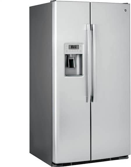 GE PSS28KSH 36 Inch best rated Side-by-Side Refrigerator review