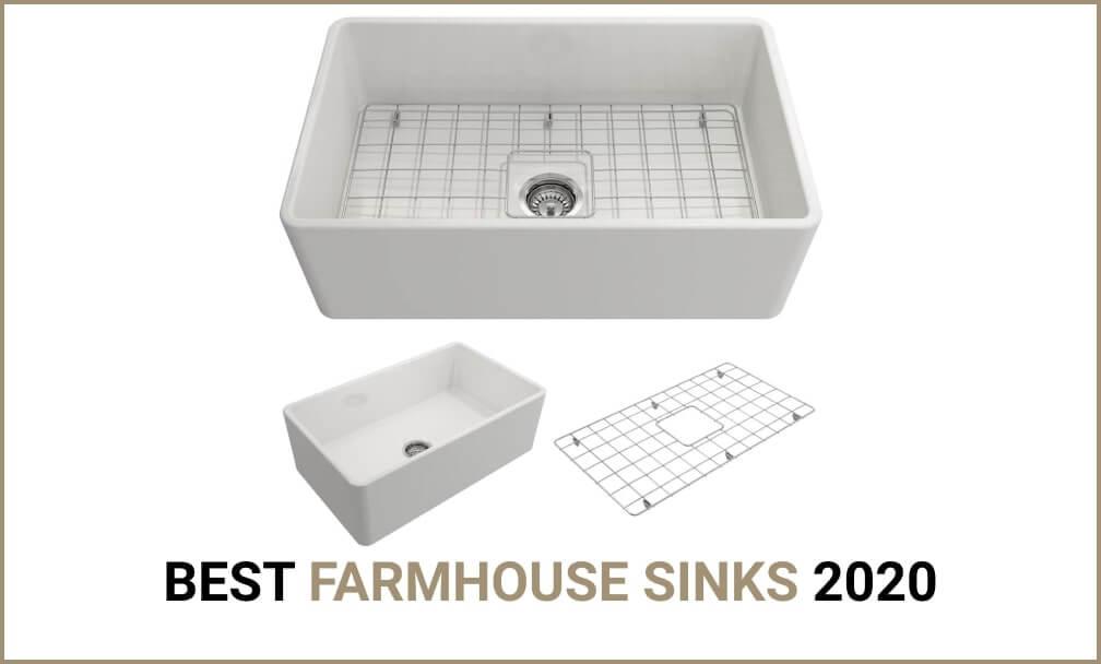 Best Farmhouse Sink 2021 Reviews
