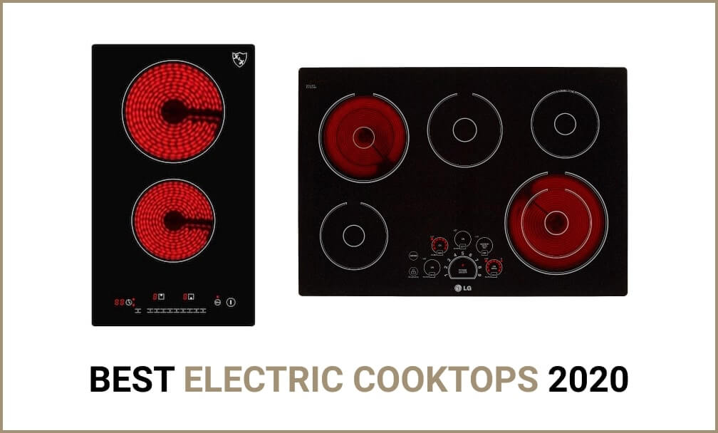 Best electric cooktops reviews