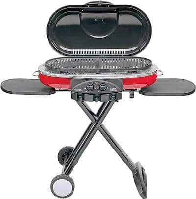 Coleman RoadTrip LXE Portable Propane Grill review