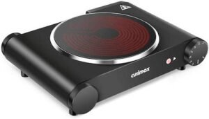 Cusimax Portable Best Portable Hot Plate (Infrared) review