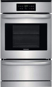 Frigidaire Single Gas Wall Oven review