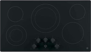 GE 36 Inch Electric Cooktop review