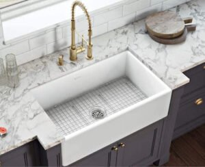 Ruvati RVL2100WH Fireclay Farmhouse Sink review