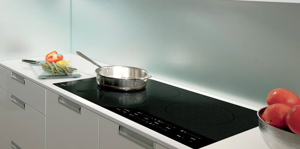 how to install an induction cooktop