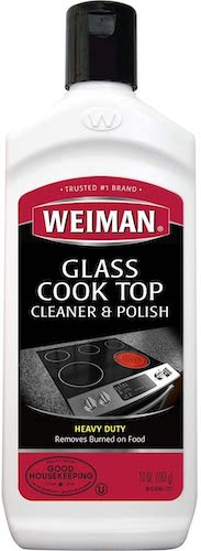 weiman cooktop cleaner