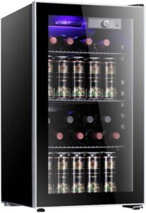 Antarctic Star 26 Bottle Wine Cooler review