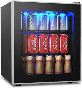 COSTWAY Beverage Refrigerator review