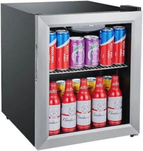EdgeStar BWC71SS Extreme Cool Beer Center review