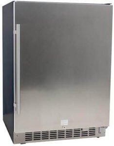 EdgeStar CBR1501SLD Stainless Steel Beverage Cooler review