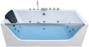 Empava Whirlpool 67 inch Bathtub review