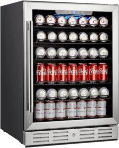 Kalamera 24 inch Beverage Refrigerator review
