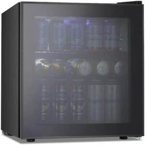 Kismile Beverage Refrigerator and Cooler review