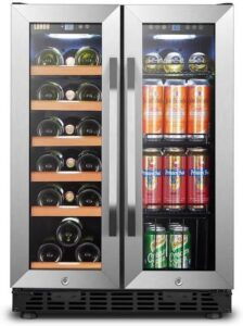 Lanbo Wine and Beverage Refrigerator review