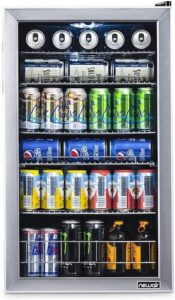 NewAir AB-1200 Freestanding Beverage Fridge review