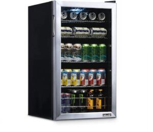 NewAir Beer Refrigerator and Cooler review