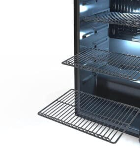 beverage cooler carrying capacity
