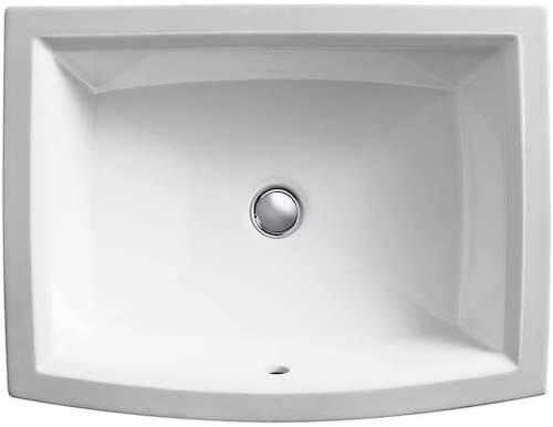 KOHLER Archer Undermount Bathroom Sink review