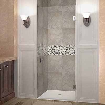 Aston Cascadia Frameless Hinged Shower Door review