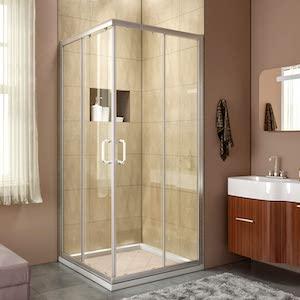 ELEGANT Sliding Shower Doors review
