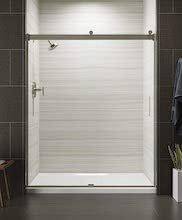 KOHLER Levity Bypass Shower Door review