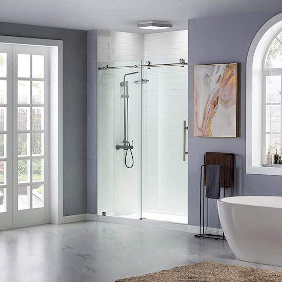 WOODBRIDGE MBSDC4876 Shower Door
